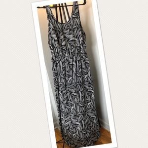 XL Merona Cotton Maxi Dress
